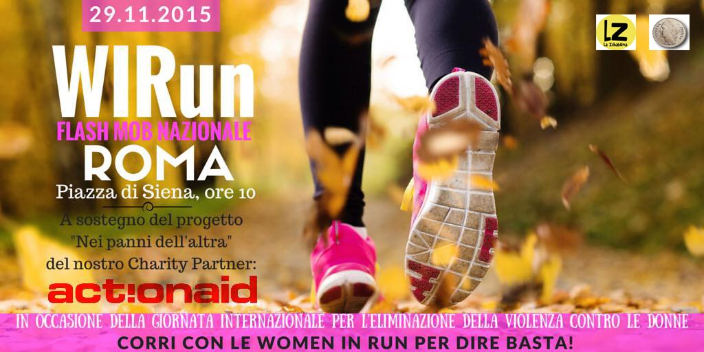 women in run